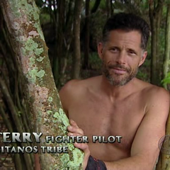 Terry gives a confessional.