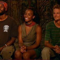 Jeremy and Tasha in the Final Three with Spencer.