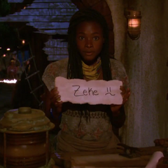 Michaela votes against Zeke for the second time.