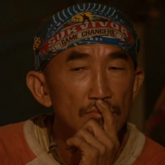 Tai at Tribal Council.