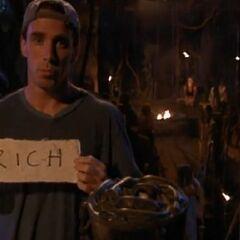 Sean votes for Richard to win.