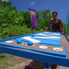 Tasha competing in fifth Immunity Challenge, <a href=