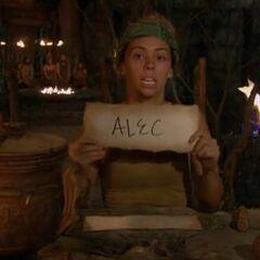 Baylor votes against Alec.
