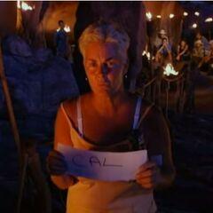 Maralyn votes Kel.