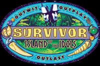 Survivor Island of the Idols logo