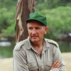 Rodger Bingham as a member of <a href=