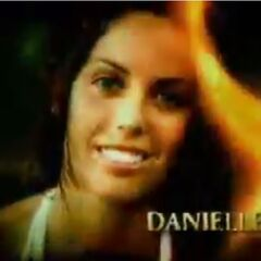 Danielle's photo in the opening.