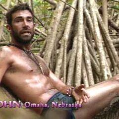 John as a member of <a href=
