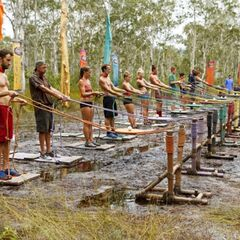 Orkun competes in the second individual Immunity Challenge, <i><a href=