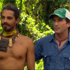 Ozzy wins the final five immunity.