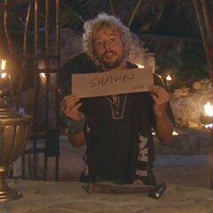 Jon's infamous vote against Shawn.