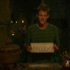 Spencer's last vote.