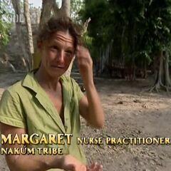 Margaret making a <a href=