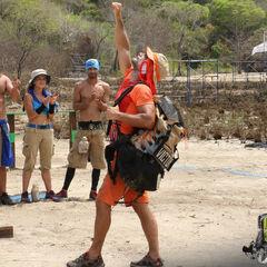 Víctor sent to the Playa Destierro.