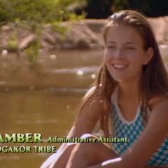 Amber making a <a href=