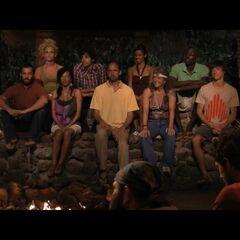 <i>Survivor: Samoa</i> Jury.