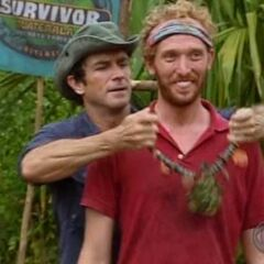Rafe won his second individual immunity.