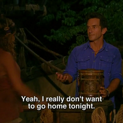 Jenn uses the Hidden Immunity Idol.