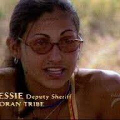 Jessie making a <a href=