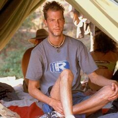 Mitchell at Ogakor camp.