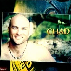 Chad's photo in the opening.
