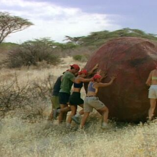 Samburu at their fourth challenge.