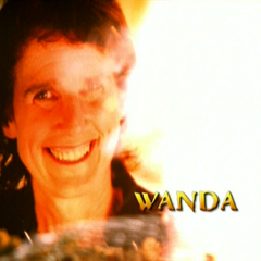 Wanda's photo in the intro.