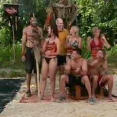 La Mina won the second Immunity Challenge.