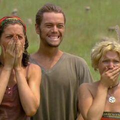 Fang's reaction to the Survivor: Samoa finale.