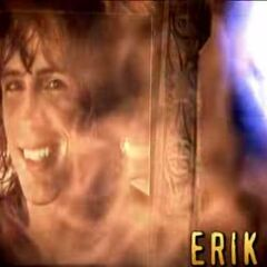 Erik's photo in the opening.