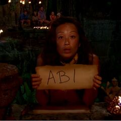 Peih-Gee votes against Abi-Maria.