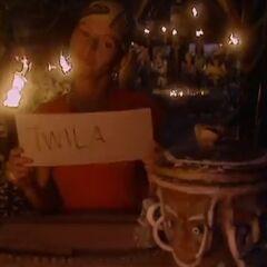 Mia's last vote.