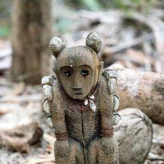 <i>Survivor: Micronesia</i> Immunity Idol.