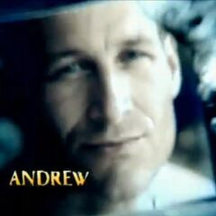 Andrew's photo in the opening.