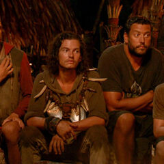 Will at his last Tribal Council.