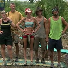 Yaxhá after the double Tribal Council.