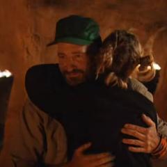 Rodger says goodbye to Elisabeth.