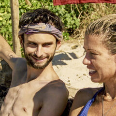 Ryan and Chrissy discuss their strategy.