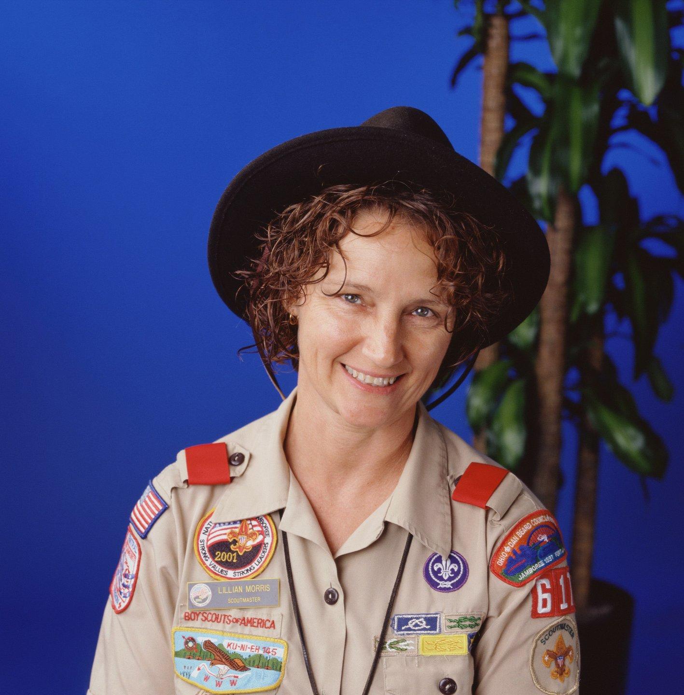 Tina Wesson 2001