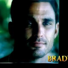 Brady's photo in the opening.