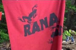 Rana flag