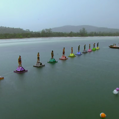 Orkun competes in the final eleven Immunity Challenge, <i><a href=