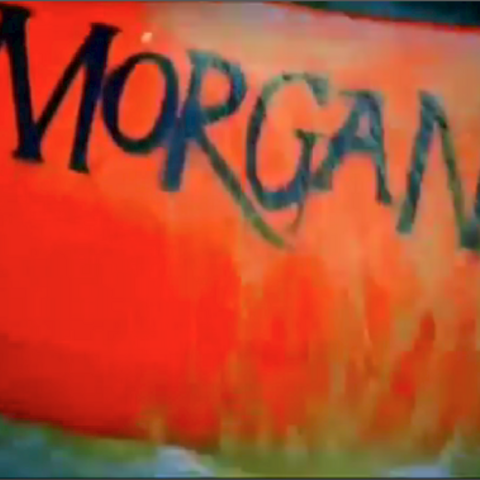 Morgan's intro shot.