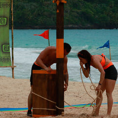 Pudientes competing in the second Advantage and Punishment Challenge.