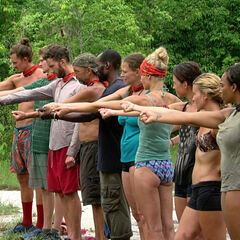 Orkun is faced with a tough choice before the final ten Immunity Challenge.