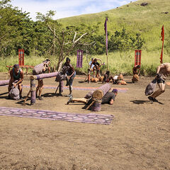 Takali competes in the third Immunity Challenge, <i><a href=