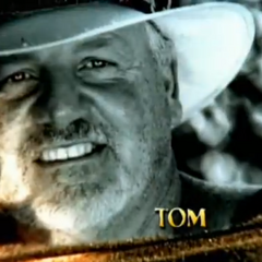 Tom's photo in the opening.