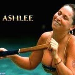 Ashlee's motion shot used in the first episode opening.