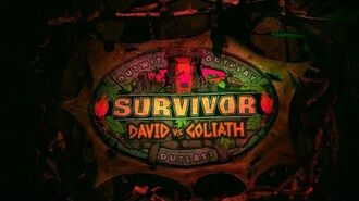 Survivor David vs. Goliath - Opening Credits