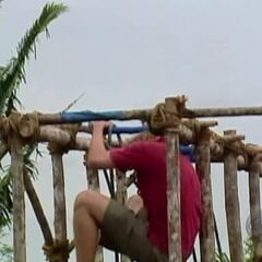 Rafe at the Day 27 Immunity Challenge, <a href=